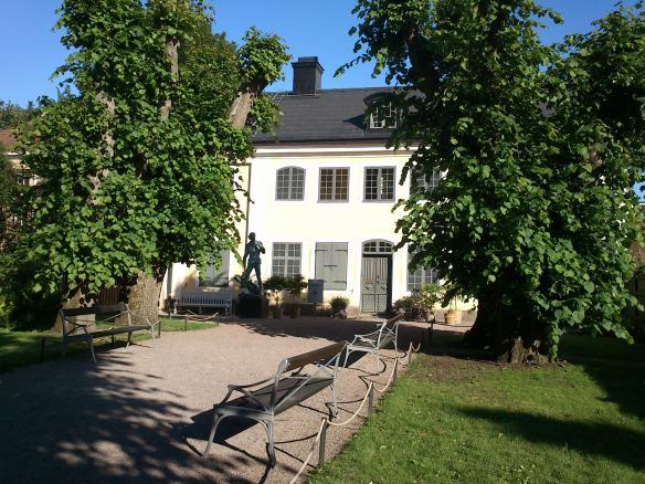 House of Carl von Linné