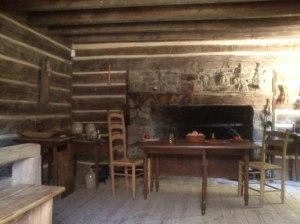A peek into the kitchenhouse